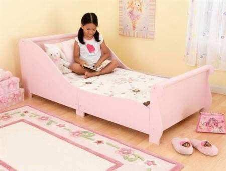 Comprar cama rosa