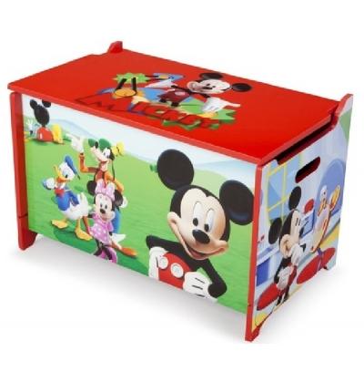 Caja organizadora de juguetes de Mickey Mouse