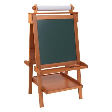 caballete de madera ajustable width=