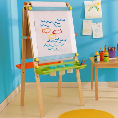 lienzo de artistas infantil
