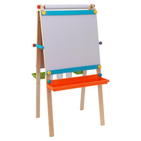 lienzo artista colorear