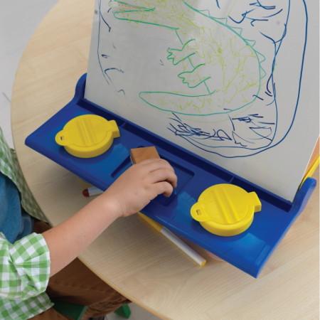 caballete artista infantil