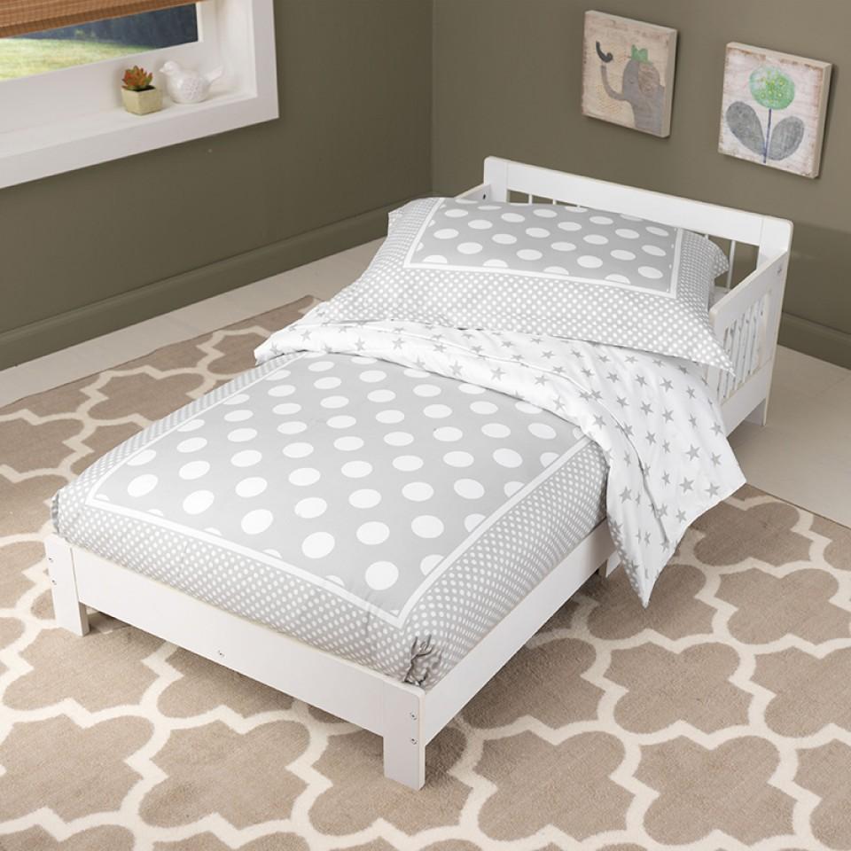 Kidkraft cama clasica para ni o blanca 76247 inforchess - Fotos de camas para ninos ...
