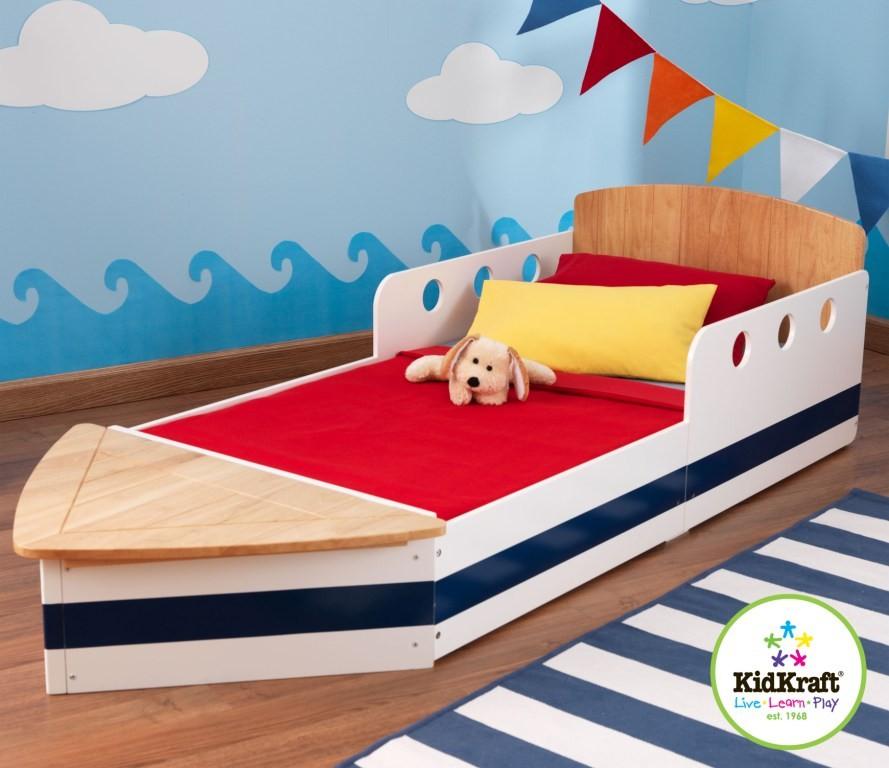 kidkraft cama en forma de barco 76253 inforchess