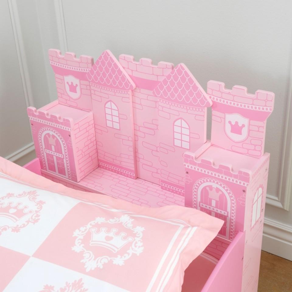 Kidkraft cama en forma de castillo de princesa 76278 | Inforchess