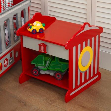 muebles de bomberos para niños
