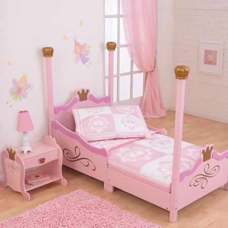 mesita de noche para princesas