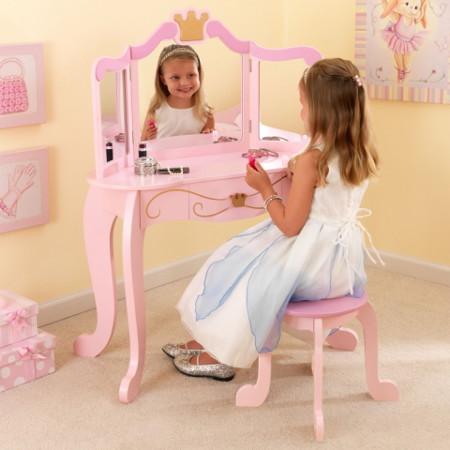 tocador de princesas