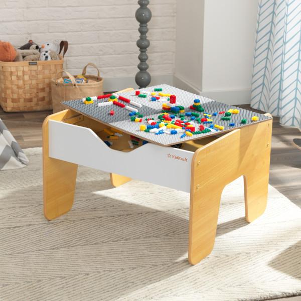 Kidkraft Mesa de Actividades 2 en 1 10039 - piezas compatibles lego