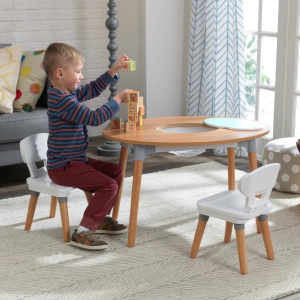 Kidkraft juego de mesa y sillas Mid Century 26195