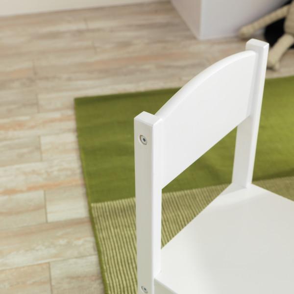 Kidkraft set de mesa y 4 sillas Farmhouse 21455 - zoom silla
