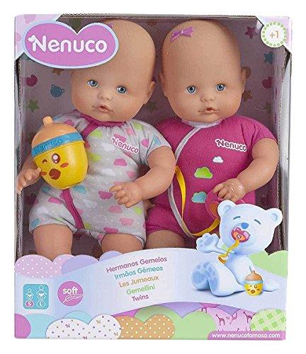 Comprar Famosa Nenuco - Hermanos gemelos
