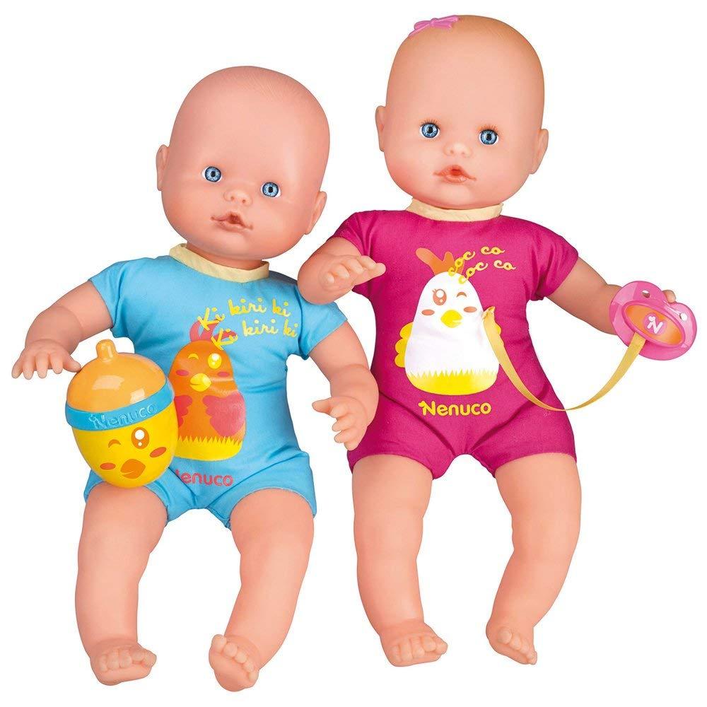 precios Famosa Nenuco - Hermanos gemelos