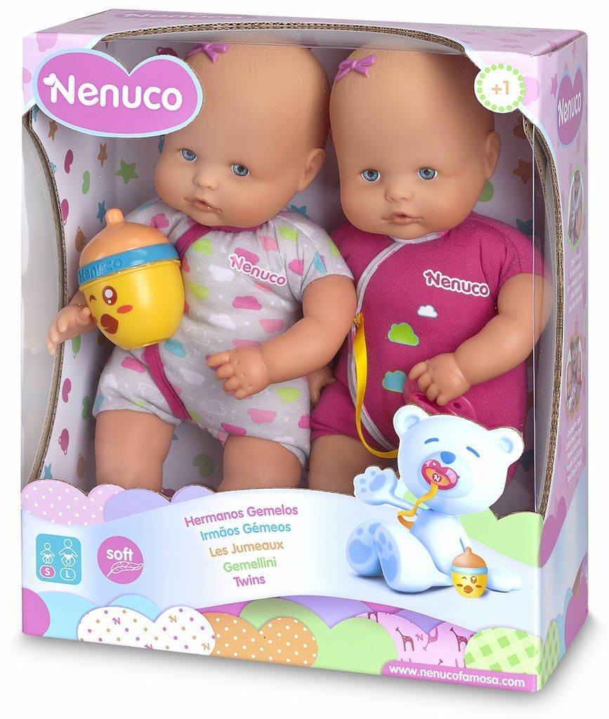 donde comprar Nenuco Hermanos gemelos