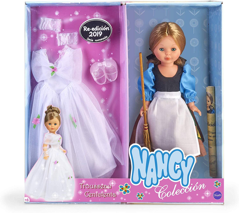 Nancy Coleccion Trousseau Cenicienta - caja
