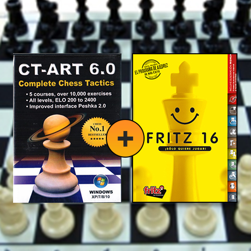 ofertas en programas de ajedrez inforchess