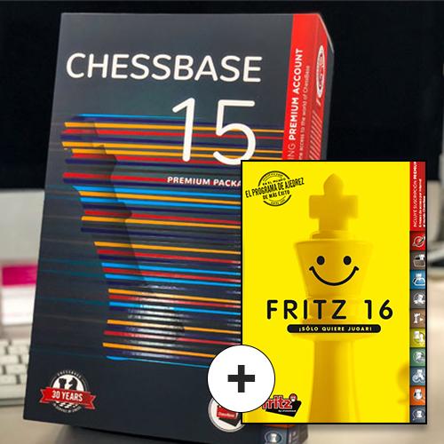 ofertas en programas de ajedrez