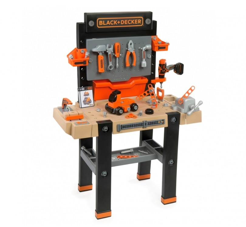 MESA DE TRABAJO BRICOLO ULTIMATE BLACK & DECKER
