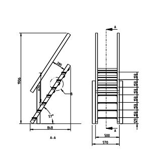 @Steps - grafico medidas