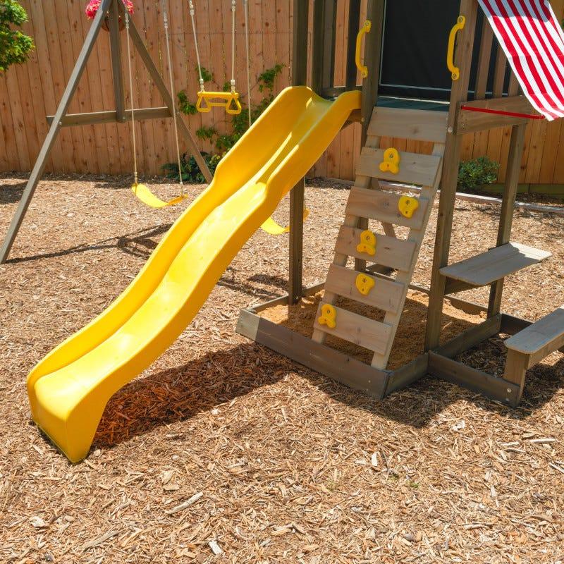 Parque infantil de madera newport