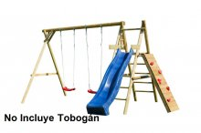 Parque Infantil Bengt sin tobogan