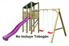 Parque Infantil Elly sin tobogan