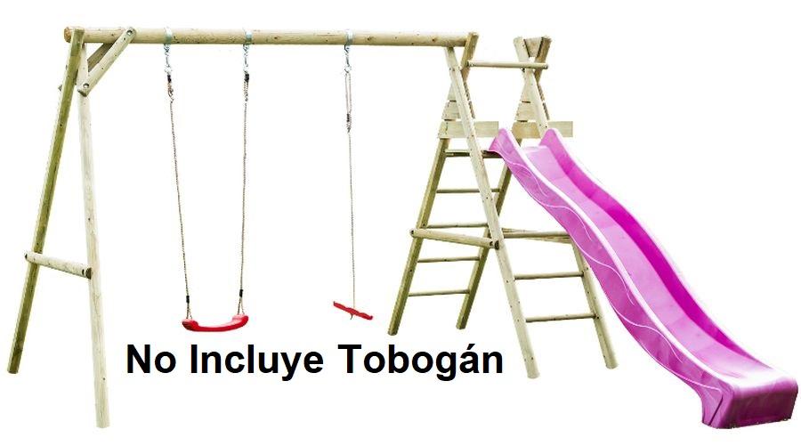 Parque Infantil Holger sin tobogan
