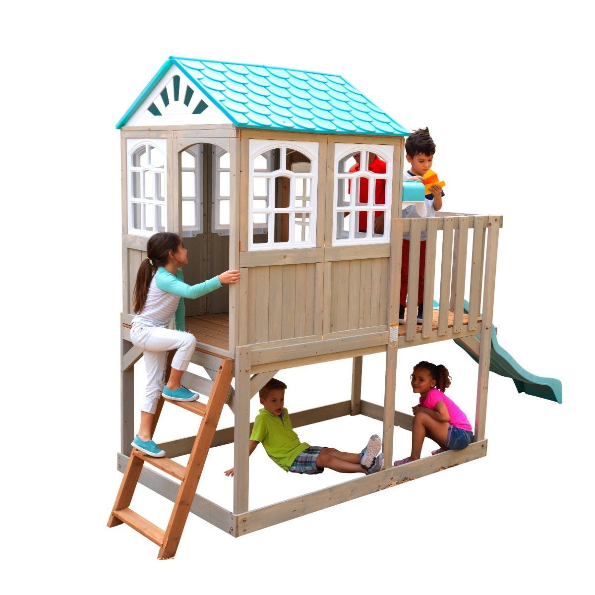 Parque infantil Highline Retreat Kidkraft