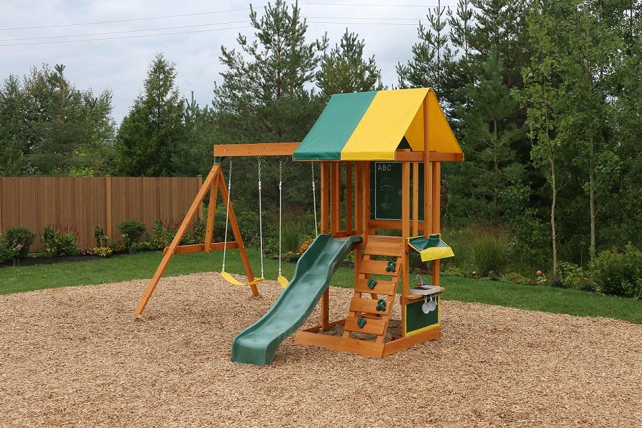 Parque para Niños de Madera Sun Bistro de Kidkraft