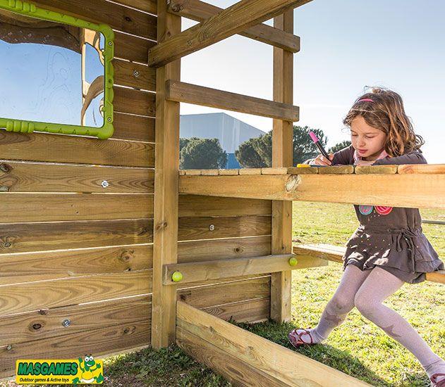 Parque Infantil Masgames Teide - Vista Escritorio