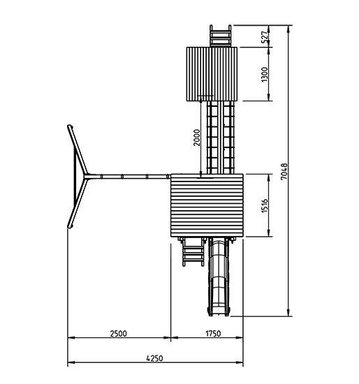 Combinacion Pirineos - Grafico medidas