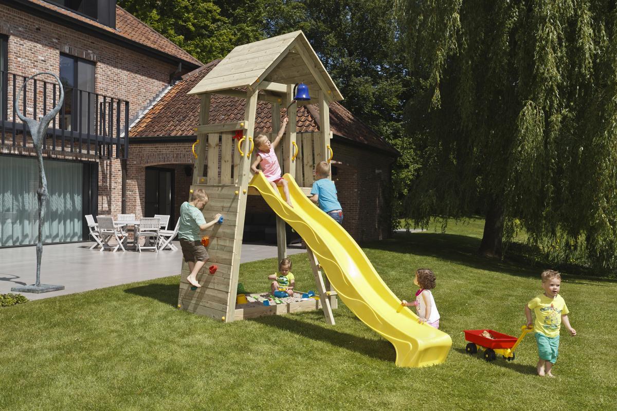 Torre de Madera para Niños Belvedere