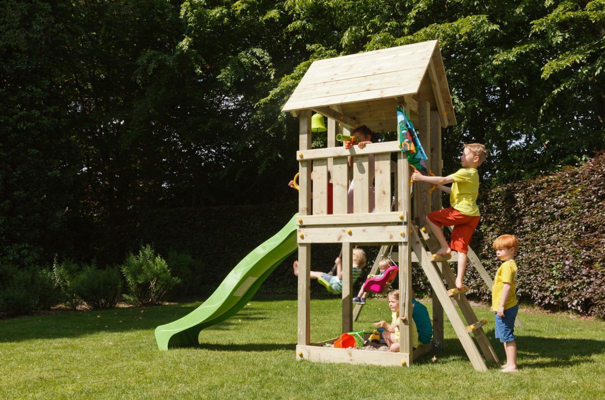 Torre de Madera Infantil Kiosk XL