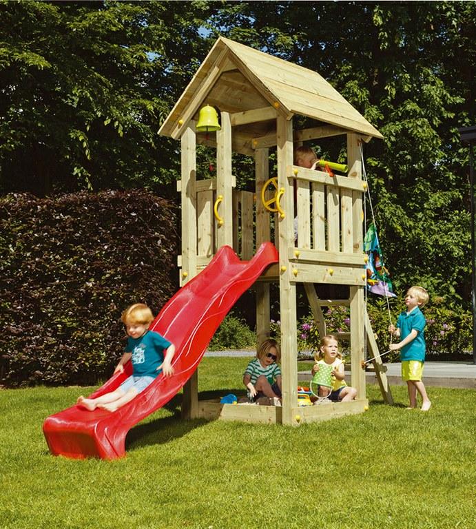 Torre de Madera Infantil Kiosk