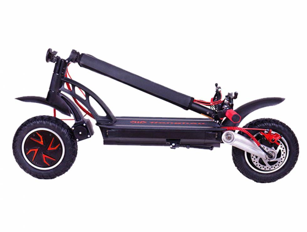 TWIN MOTOR DUAL POWER 1600W