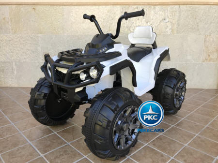QUAD ELECTRICO 906D BLANCO