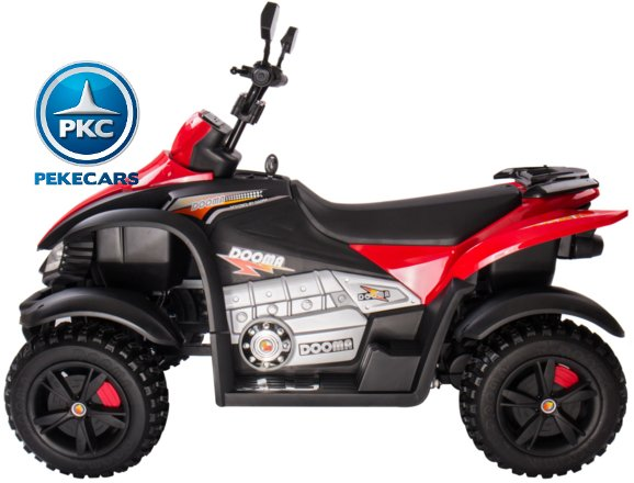 Pekecars giga quad 12v red -005 width=