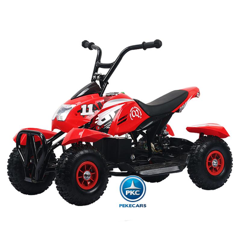 Quad electrico mega quad 4100 rojo