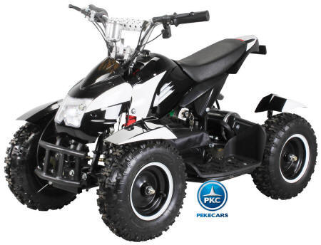 Quad Cobra 36V color Blanco y negro