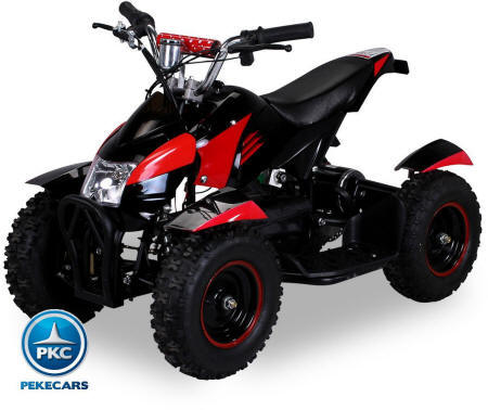 Quad Infantil Mini Cobra 36V Rojo