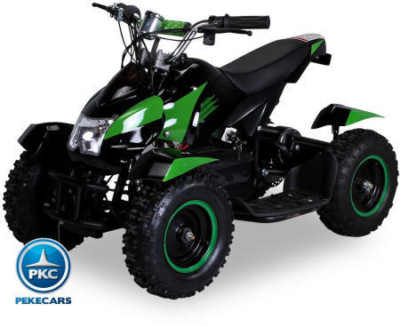 Quad Infantil Mini Cobra 36V Verde