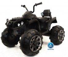 Quad electrico 12V 906D negro