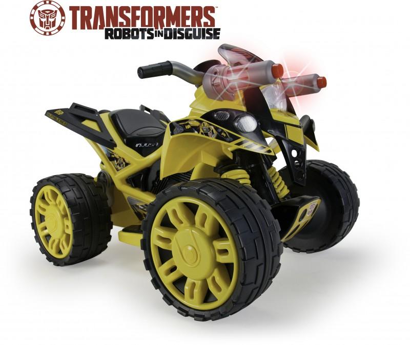 Quad Transformers 12V - Logo