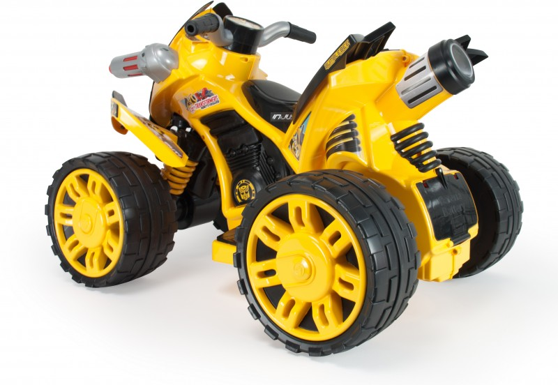 Quad Transformers 12V - Vista trasera