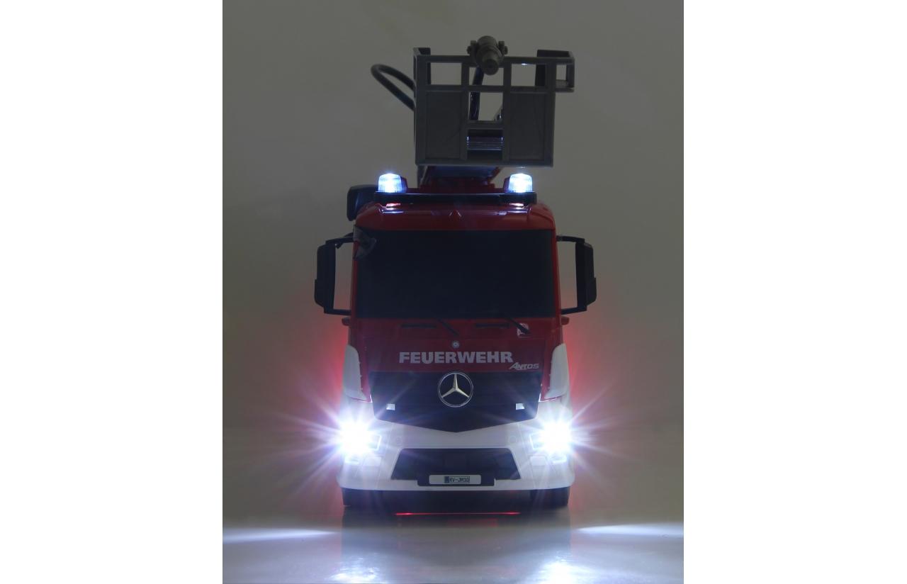 camión de bomberos infantil width=