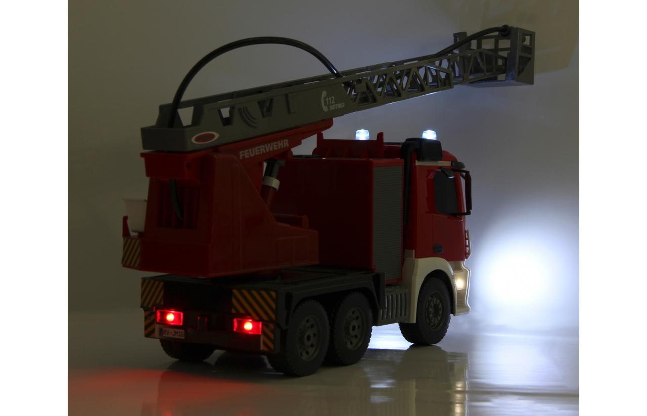 camión bomberos rc width=