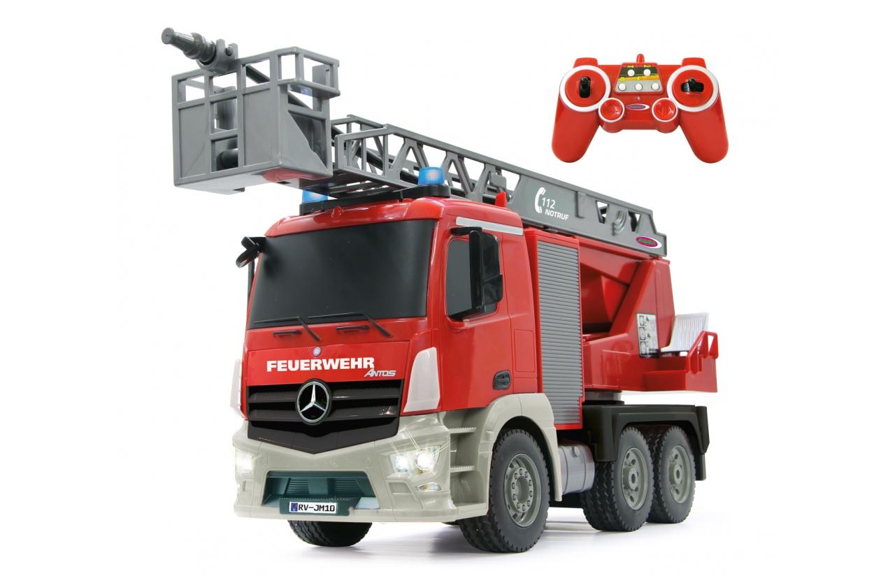 camión de bomberos Jamara width=