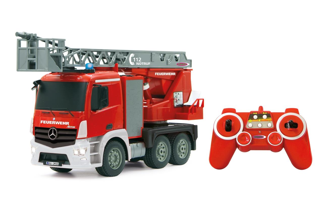 camión de bomberos para niños