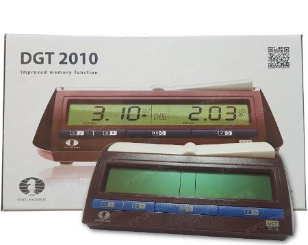 CAJA Y RELOJ DIGITAL DGT 2010 ACTUALIZADO