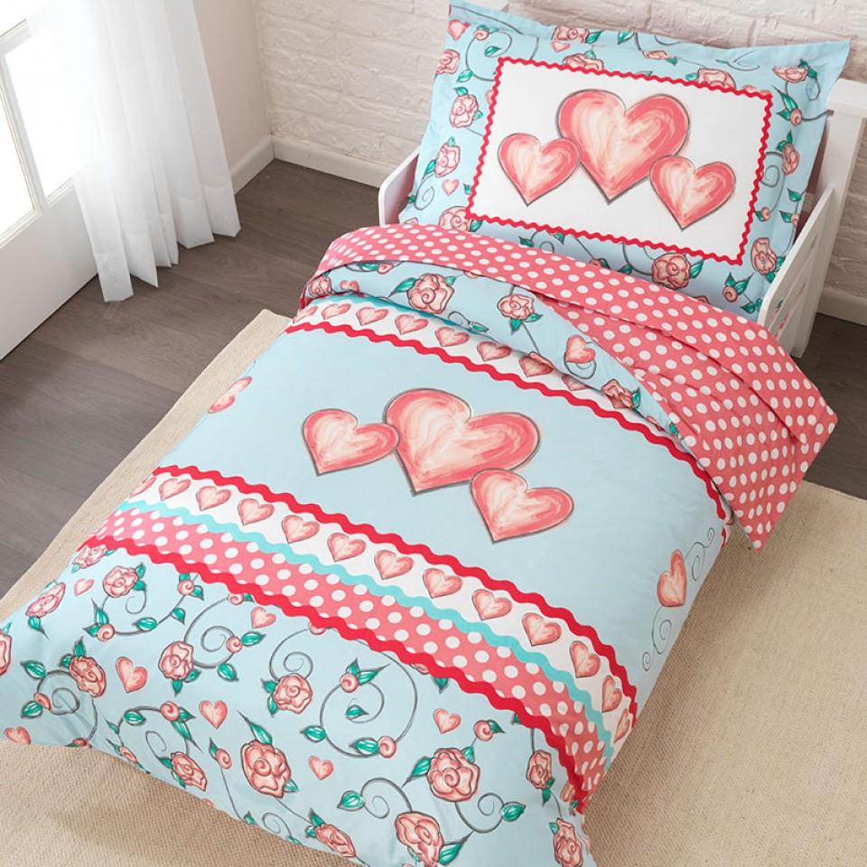 kidkraft ropa de cama infantil estilo adorable princesa vista principal